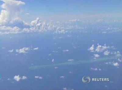 News video: Taiwan Proposes Initiative For Disputed South China Sea Territory